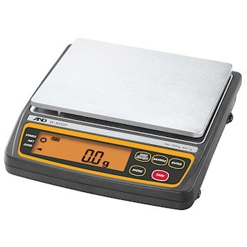 A&D Weighing EK-EP Instrinsically Safe Portable Balance, 12,000 g x 1 g - Instrinsically Safe