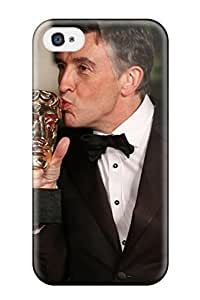 7467209K84220552 Steve Coogan Picture, 2014 Bafta Awards Case Compatible With Iphone 4/4s/ Hot Protection Case