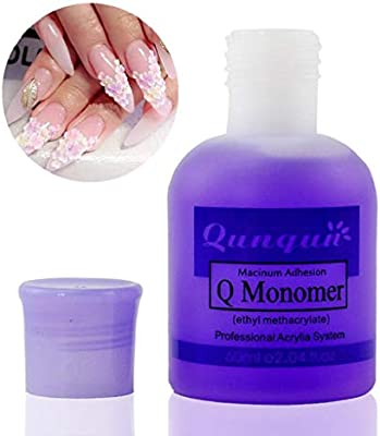 QUICKLYLY Uñas/Manicura-Nail Polish Uñas Professional Q Monomer ...