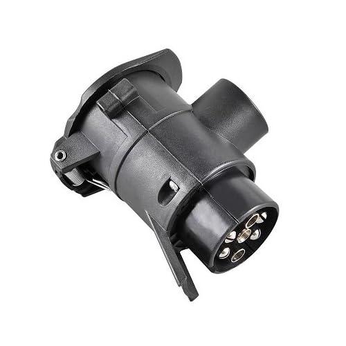 Adaptateur Remorque Attelage 7 à 13 Poles Avec Connexion Constante (+) - Réf 515
