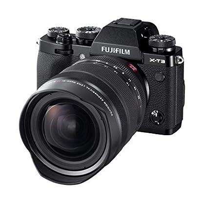 "Fujifilm X-T3 26.1 MP Mirrorless Camera Body (APS-C X-Trans CMOS 4 Sensor, X-Processor 4, EVF, 3"" Tilt Touchscreen, Fast & Accurate AF, Face/Eye AF, 4K/60P Video, Film Simulation Mode) - Black 6"