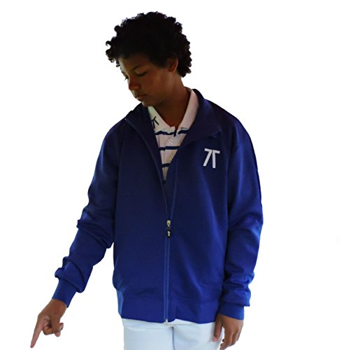(Droc - Nikki Professional Boy's Royal Blue Jacket (12-14 Yrs Old))