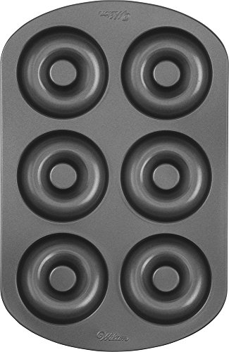 Wilton Nonstick 6-Cavity Donut Pan image
