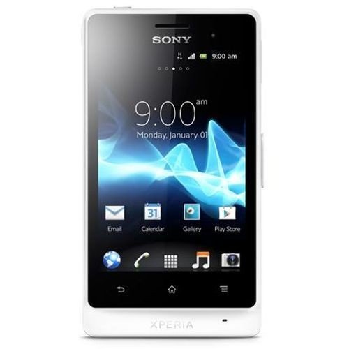 Sony Xperia Advance ST27A Unlocked Android PhonePhone--U.S. Warranty (White) by Sony