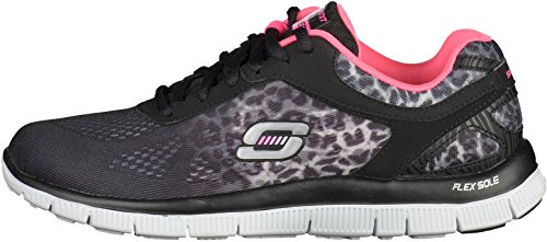 Skechers 11878 Zapatillas para mujer negro - negro/gris
