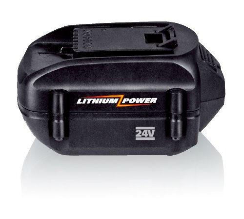 WORX WA3524.2 24-Volt Lithium Battery (50021566) for WG165, WG265, WG565, WG922 (Discontinued by Manufacturer) by Worx