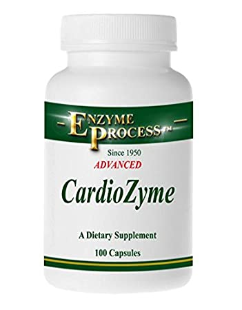 Amazon.com: Enzima Proceso – Advanced cardiozyme – 100 ...