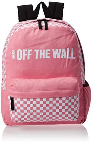 mochila de vans rosa