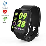 Best Fitness Smart Watches - Fitness Tracker Smart Watch, Activity Tracker with Heart Review