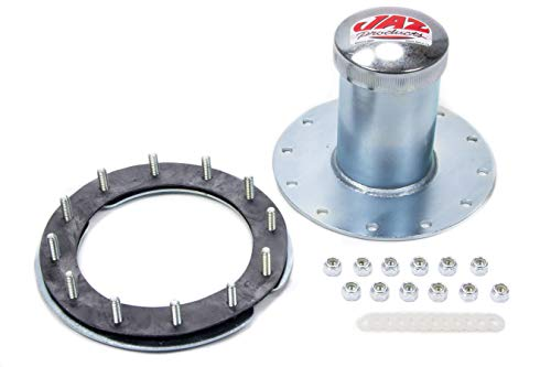 (Jaz 12-Bolt Flange Dragster Fuel Cell Filler Plate Kit P/N 390-652-03)