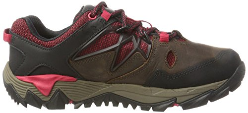 Merrell Ladies All Out Fiammata 2 Gtx Trekking & Hiking Shoes Brown (cinnamon)