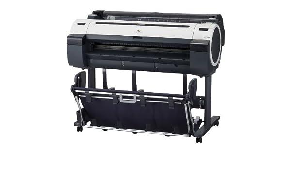 Canon imagePROGRAF iPF760 Ethernet Color 2400 x 1200DPI Inyección de tinta A0 (841 x 1189 mm) - Impresora de gran formato (2400 x 1200 DPI, Inyección de tinta, GARO,HP-GL/2,HP-RTL, Negro, Cian, Magenta,