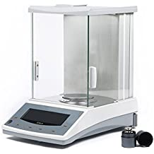 200g x 0.1mg 0.0001g Digital Analytical Balance Lab Precision Scale from U.S. Solid
