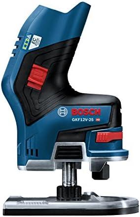 Bosch 12V Max EC Brushless Palm Edge Router (Bare Tool) GKF12V-25N