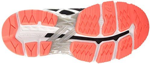 Black Asics Laufschuhe Gt Flash Silver 2000 4 Pink Coral 0690 Damen rP48qxr