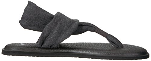 Anthracite Sanuk Sandals Prints Yoga 2 Sling qwRYXxYg