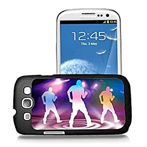 hao Dancing Pattern 3D Effect Case for Samsung S3 I9300