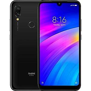 Xiaomi Redmi 7 32GB+3GB RAM 6.26″ HD+ LTE Factory Unlocked GMS Smartphone (Global Version, No Warranty) (Eclipse Black)