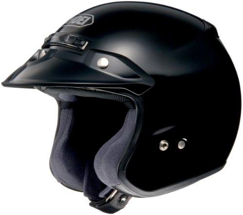Shoei RJ-Platinum R Black Helmet 2X-Large