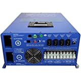 AIMS Power 12kW 48V DC to 120/240V AC Split Phase Pure Sine Inverter Charger w/ 36KW Surge