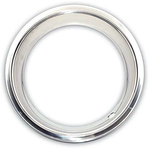 Eckler's Premier Quality Products 55195276 El Camino Rally Wheel Trim Ring 14 X 7