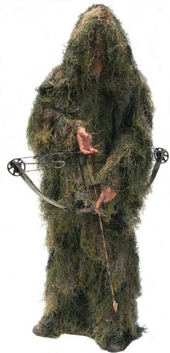 Ghillie Ultralight (Ultra-Light Ghillie Suit Jacket & Pants Woodland - Medium (28