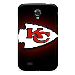 For Galaxy S4 Protector Case Kansas City Chiefs Phone Cover