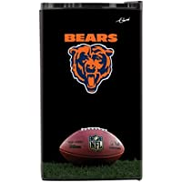 NFL Chicago Bears Top Refrigerated Beverage Center, 3 cu. ft., Black