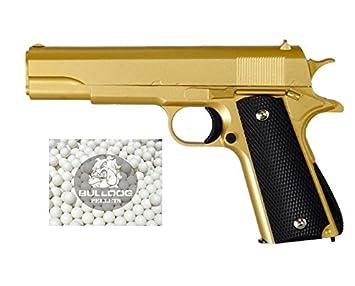 Vollmetall Airsoft Federdruck Pistole G13 Gold M1911 Stil Unter 0