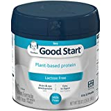 Gerber Good Start Plant Based Protein, Lactose Free Non-GMO Powder Infant Formula, Stage 1, 20 oz