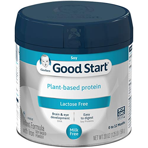 Top 10 best gerber good start formula soy: Which is the best one in 2020?