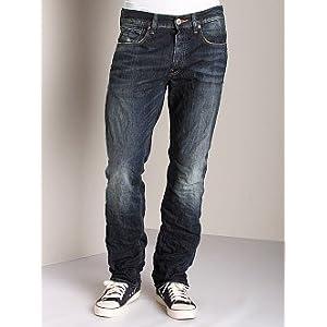 G-Star Raw Men's 3301 Straight-Leg Jean