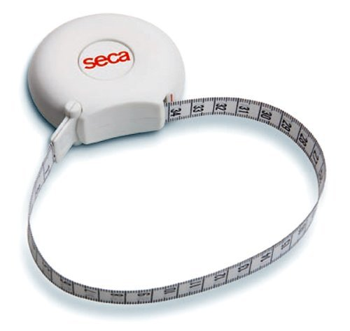 SECA 201 Girth Measuring Tape (INCHES)