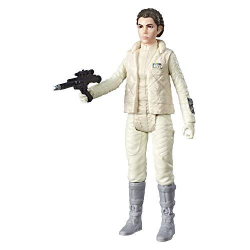 Star Wars Galaxy of Adventures Princess Leia Figure & Mini ()