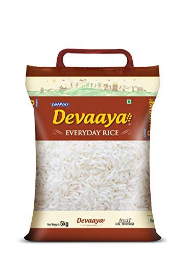 Daawat Devaaya Everyday Rice, 5 Kg 2021 August Broken grain