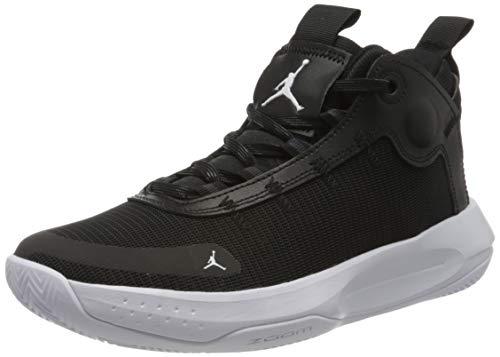 Nike Herren Jordan Jumpman 2020 Basketballschuh, Schwarz/Weiß