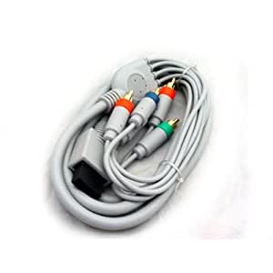 DragonPad® HD Pro Component Cable for Wii (Bulk Packaging)