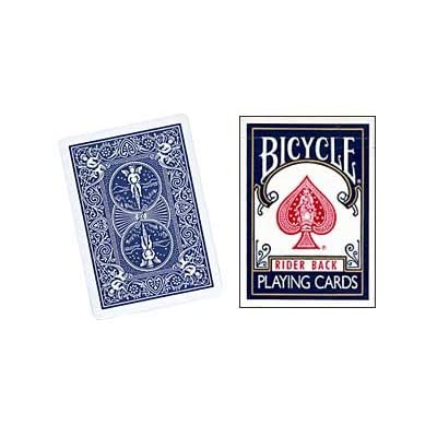 Double Back Cards (Bicycle) - red/blue: Toys & Games