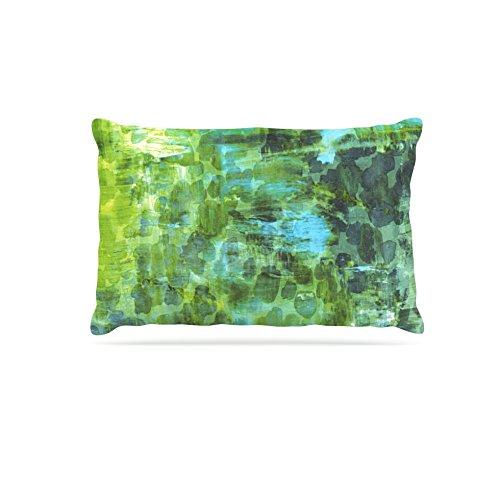 Kess InHouse Ebi Emporium Just Believe  Fleece Dog Bed, 50 by 60 , bluee Purple