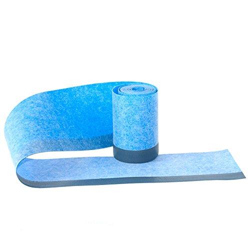 Wannendichtband Fugenband mit einem 2cm selbstklebenden Streifen Lä nge: 3m BEHA GmbH