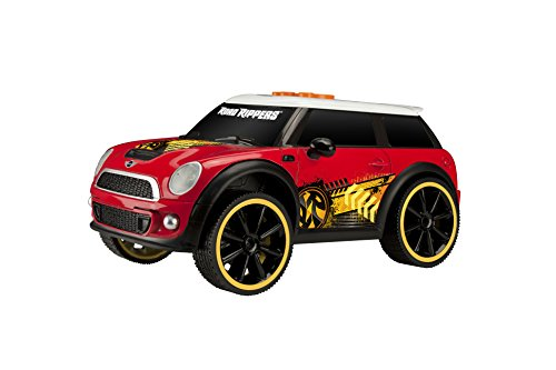 amazoncom toy state lights and sounds mini cooper s dancing car toys games