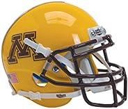 Schutt NCAA Minnesota Golden Gophers Mini Authentic XP Football Helmet