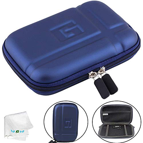 5.2 inch Hard Carrying Case Waterproof GPS Case Protective Pouch Storage Bag Compatible with 5