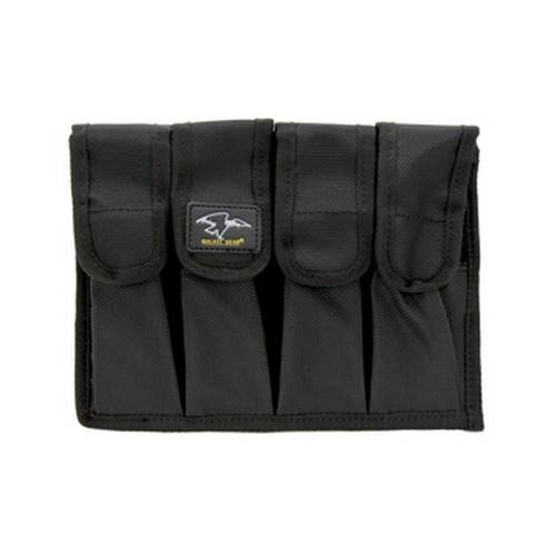 Pouch Pistol Mag Quad (Galati Gear Mag Pouch with Velcro and Molle (Each holds 4 magazines))