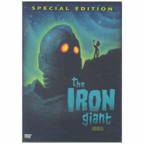 IRON GIANT (SPECIAL EDITION) (DVD/WS 2.35 ANAMORPHIC/DD5.1/ENG-FR-SP-SUB)
