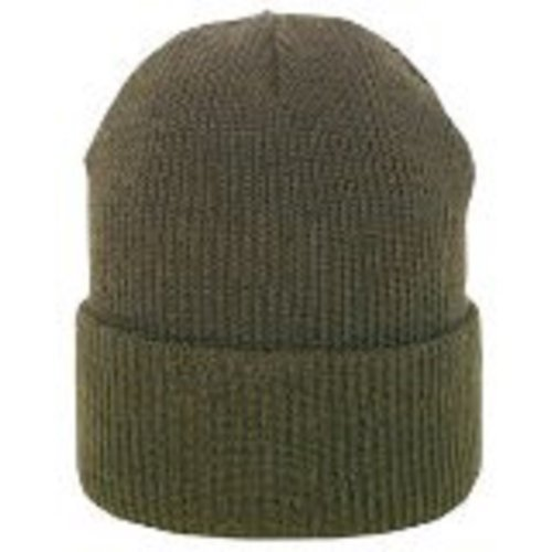 Wool Watch Cap (Olive Drab)