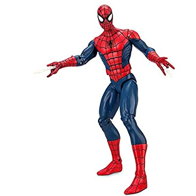 Disney Ultimate Spider-Man Talking Spider-Man Exclusive 14 Action Figure: Toys & Games