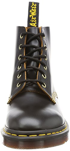 Eyelet Boots Dr Noir Arc Martens Mens 101 6 Leather XpCq4