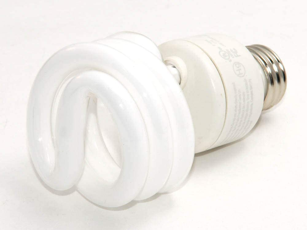 TCP 75 Watt Incandescent Equivalent Warm White 2700K CFL Spiral 28918PERM 18 Watt
