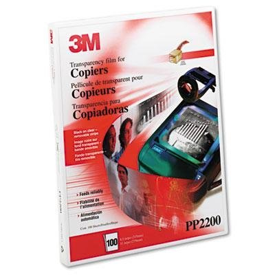 3M - Transparency Film For Laser Copiers Removable